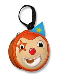 Dummy Head CLOWN - Soother box