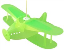 AIRPLANE ceiling light LIME