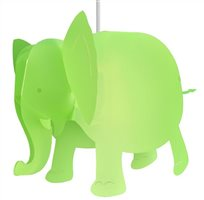 ELEPHANT ceiling light LIME