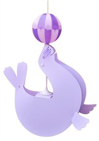 SEA-LION ceiling light LILAC and PURPLE Balloon