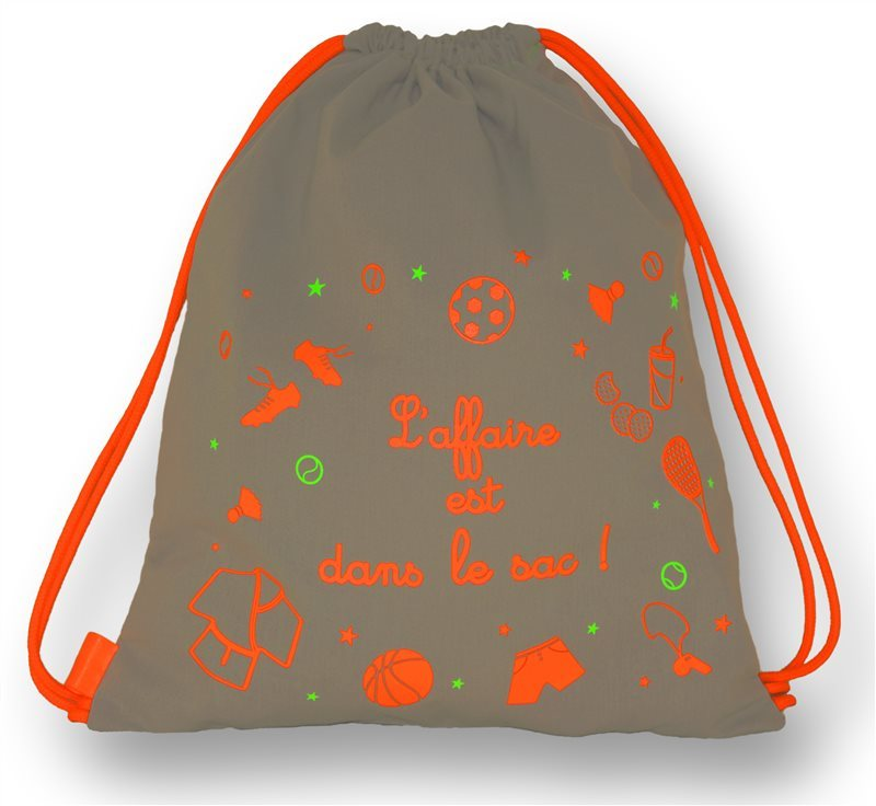 Preschool bags for Boys - GREY