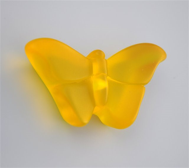 BUTTERFLY knob YELLOW